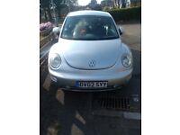 Volkswagen beetle . Hatchback vw