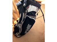 Ping hoofer treme stand bag