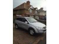 Ssangyong Kyron S 4WD Auto sold