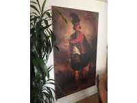 Very Large Installation Wall Art / Painting - Reproduction of 12th Earl of Eglinton by John Copley