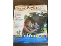 Shade extender for buggy (by Summer Infant)