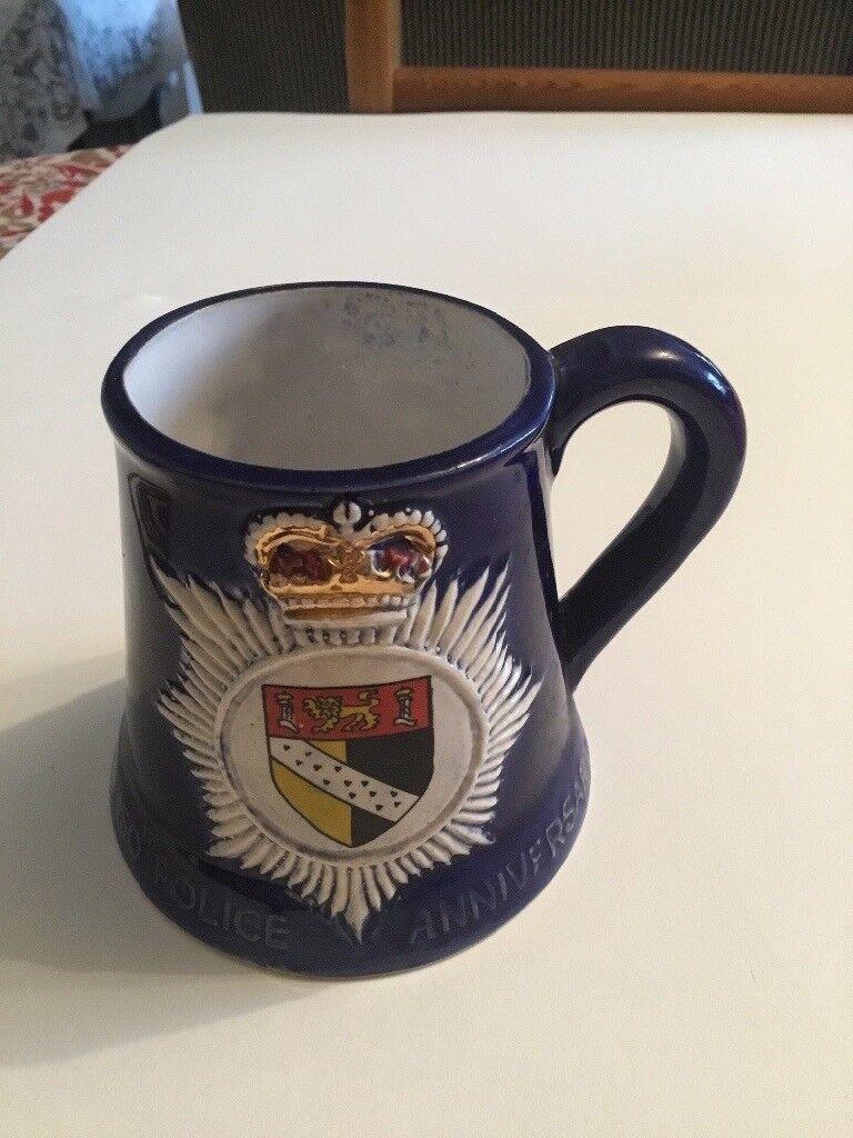 Gt.Yarmouth Pottery tankard