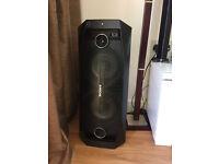 Sony GTK-X1BT Speaker - mint condition