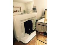 Surround Fireplace Mantlepiece Art Deco Style Free