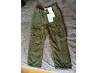 BNWT 2 pairs of Tu (Sainsbury's) Trousers Size 2-3yrs