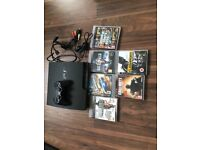 Ps3 320gb 6 games 1 controller