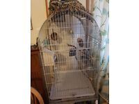 Parrot cage for sale £40