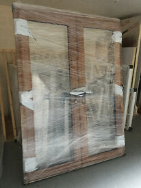 UPVC French doors & Side panels