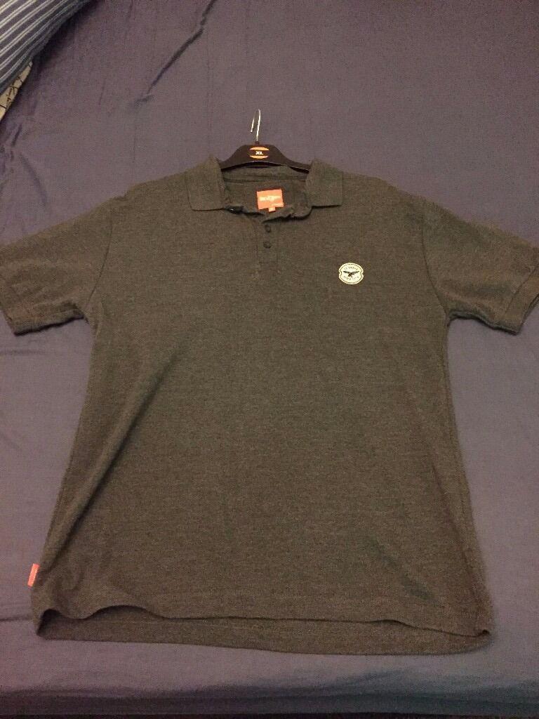 Le breve mens polo shirt medium