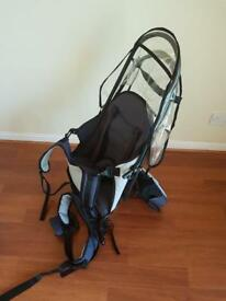 """Baby """"rucksack"""" style carrier"""
