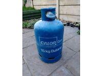 Calor Gas Butane 15Kg + Regulator