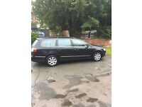 Volkswagen Passat SE TDI estate 4 motion 2007 black Super condition