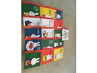 Miffy Bunny - book collection - immaculate