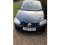 VW GOLF 2.0 GT TDi 140 bhp 5 Dr finished in Blue Graphite Pearl