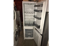 Family Size Lamona White Fridge Freezer Fully Working with 3 Month Warranty