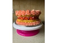 Bespoke cakes made to order