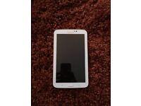 Samsung Tab 3 7.0 White, Like New!