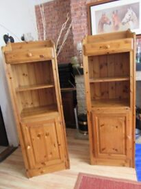 Ducal solid pine bedside units