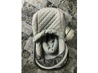 Car seat & carrier