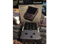 Numark M1 two channel mixer - used