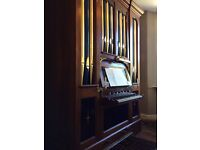 Chamber (pipe) Organ c.1845. Almost certainly by Theodore Bates.