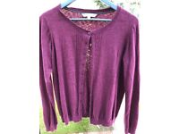 Fat face cardigan size 12
