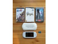 Sony PSP console & games - LTD Edition