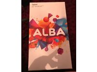Alba 10 inch Tablet Imaculate Condition