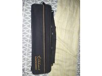 Elkhart flute and case
