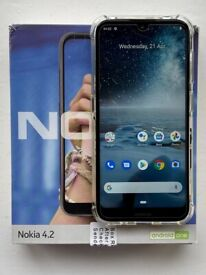 """Smartphone NOKIA 4.2 with Android One """"like new"""""""