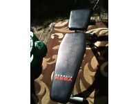 York Fitness Bench 13 in 1 Foldable Excellent Cond