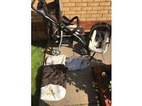 Hauck Winnie the Pooh Shop 'n' Drive Travel System Pushchair - Offers Considered