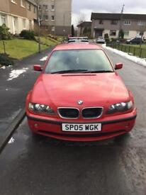 BMW 3 Series 55 plate 105k