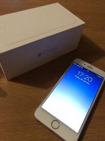 iPhone 6 16 gb silver unlocked