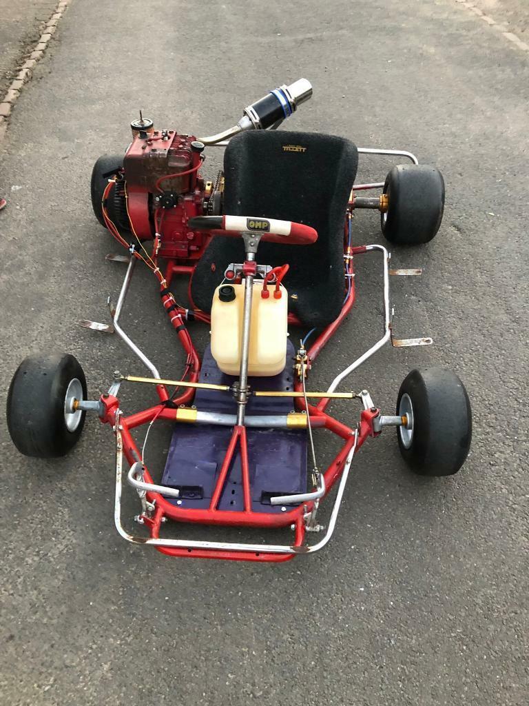 Go Kart Racing Chassis