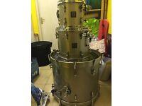 Sonor Delite shell pack drum kit