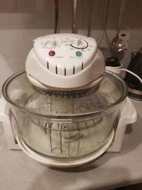 Halogen cooker