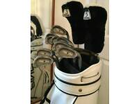 Ping zing 3-sw matching bag and woods