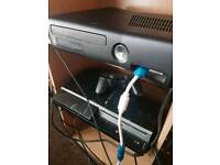 Ps3 fat console and Xbox 360 with games