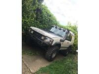 Modified land rover discovery 300tdi off road