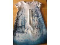 Next girls winter dress