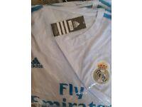 Real Madrid jerseys