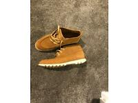 Kickers Kymbo Moccasin boots