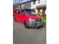 Transporter t5 vw very good condition