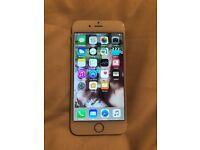 Gold iPhone 6 16 gb