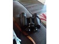 Binoculars with original bag