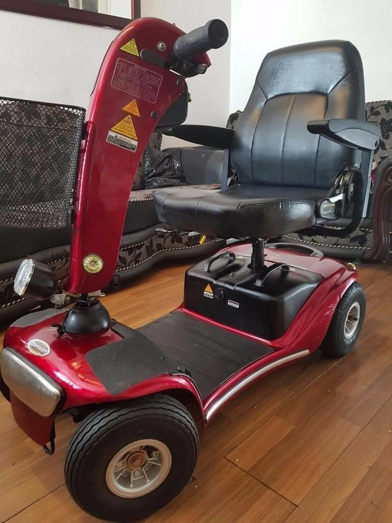 Shoprider Velencia mobility scooter in excellent condition