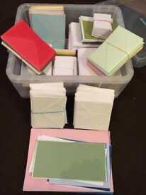 Crafting Card Blanks