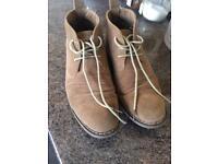 Boots tan