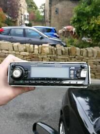 Car radio car stereo jvc